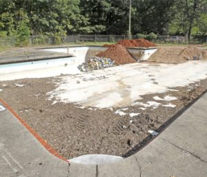 DHEC tells city to address former pool property | Test