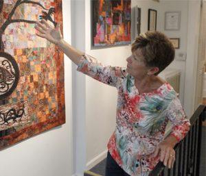 Blue Ridge Arts Center quilt gallery opens tonight | Test