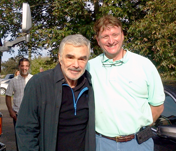 Burt Reynolds movie filmed locally to have premier