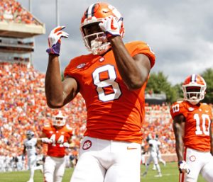 Big play working early so far for Clemson | Test