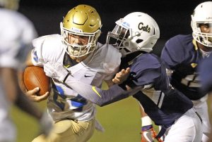 Lions stay unbeaten, win big at Palmetto | Test