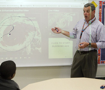 Educators using Florence in classroom lessons | Test