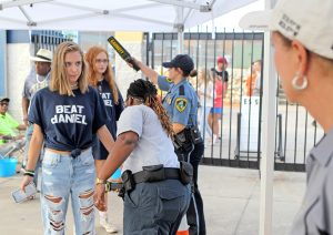 Police plan to use metal detectors at Friday night game | Test