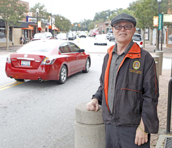 Sears sees traffic as No. 1 problem facing city of Clemson