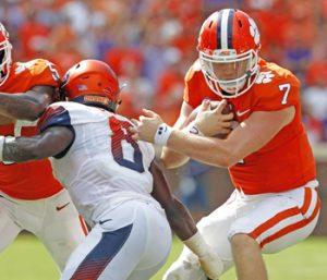 Even with Lawrence back, Tigers can rely on Brice