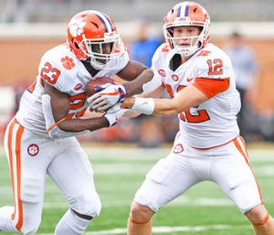 Former Lion Batson learning quickly for Clemson