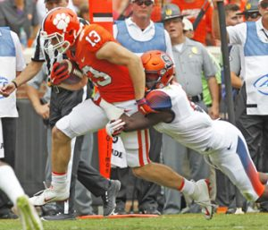 Tigers' Renfrow happy to pitch in as needed
