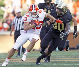 No. 2 Tigers battle Duke as they honor seniors, military | Test