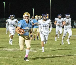 Lions dominant again in win over Walhalla