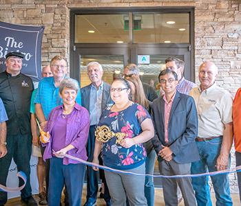Bisto opens at Keowee Key | Test