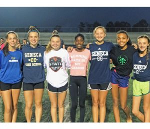 Seneca girls' cross-country wins region | Test