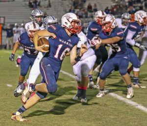 Warriors head to Crescent for season finale   Test