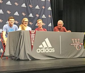 West-Oak's Dioguardi signs with Erskine
