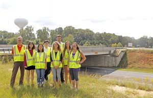 Officials hear plans for landscape of Clemson highway interchange | Test