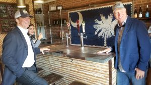 Gubernatorial candidate visits Walhalla