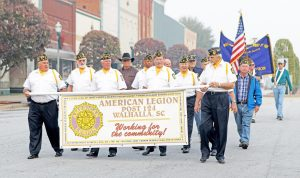 Preparations underway for Oconee Veterans Day Parade | Test