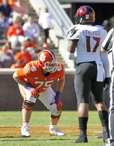 Clemson notebook: Another big-man touchdown, and history made | Test
