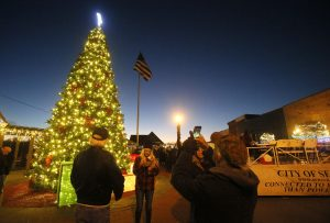 City unveils new Christmas attraction