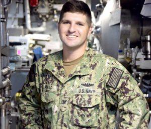 Walhalla native serving aboard Navy submarine