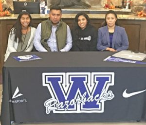 Walhalla's Arenas signs with SWU | Test