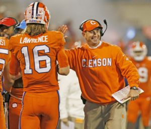 Swinney unhappy with criticism following rivalry win | Test