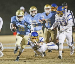 Lions pound Wren, advance to Upper State title game | Test