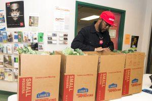 Clemson community turkey giveaway still growing