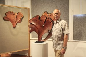Hand-carved sculpture gallery to open next week | Test