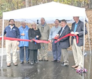 New cabins open at Mile Creek