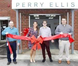 Perry Ellis opens Seneca store | Test