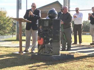 Memorial honors legacy of late Six Mile recreation coachGarrett