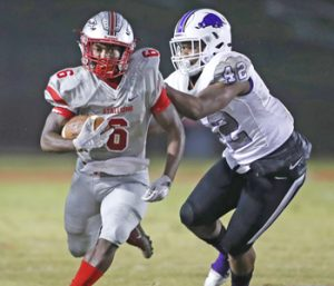 Razorbacks come up short at South Pointe | Test