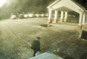 Walhalla police look for suspect in DSS office arson | Test