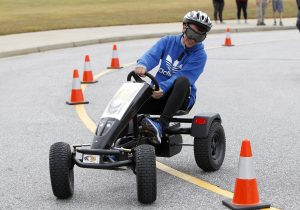 Daniel High students learn about DUI through goggles | Test