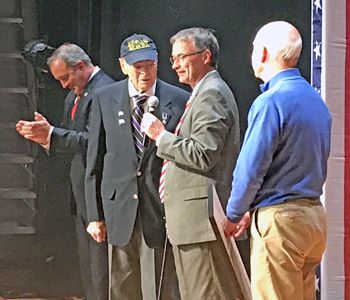 Former POW Funchess awarded Order of the Palmetto | Test