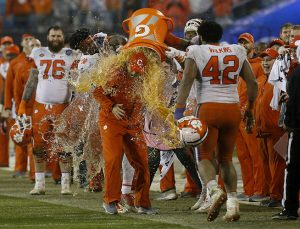 Tigers clinch fourth straight ACC title | Test