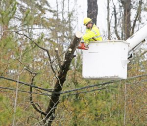Outages ongoing, threat of black ice remains