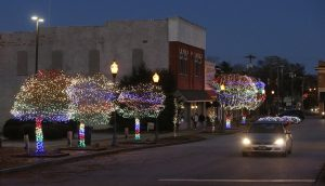 Seneca officials say Christmas lights a success | Test