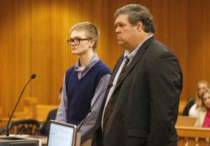 School shooter Osborne pleads guilty