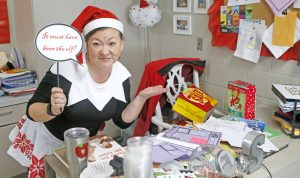 James M. Brown Elementary teacher starts new tradition to bring magic to Christmas