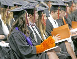University awards 1,650 degrees