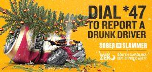 'Sober or Slammer' campaign begins across South Carolina