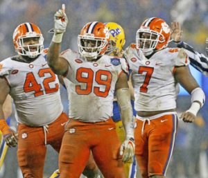 Tigers return to playoff, set to face Notre Dame