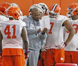 Experienced Tigers begin Cotton Bowl practice | Test