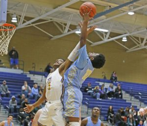 Lions fall in home tournament opener