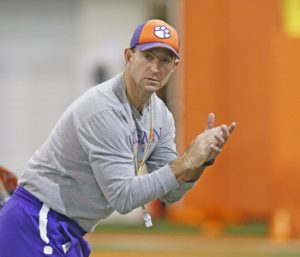 Swinney: Playoff expansion would diminish bowl games
