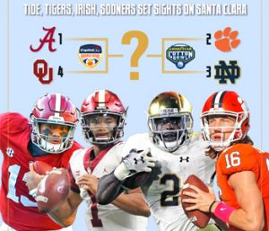 College Football Playoff special section inside today's edition | Test