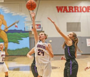 Warriors win sixth straight, top Walhalla | Test