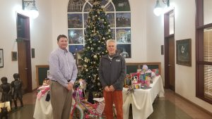 City officials seeking donations for 'Christmas with a Hero' program