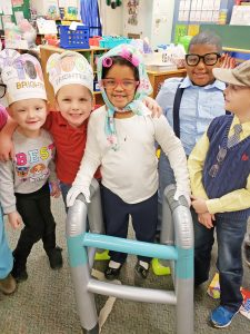 Teachers, students celebrate 100th day of school year | Test